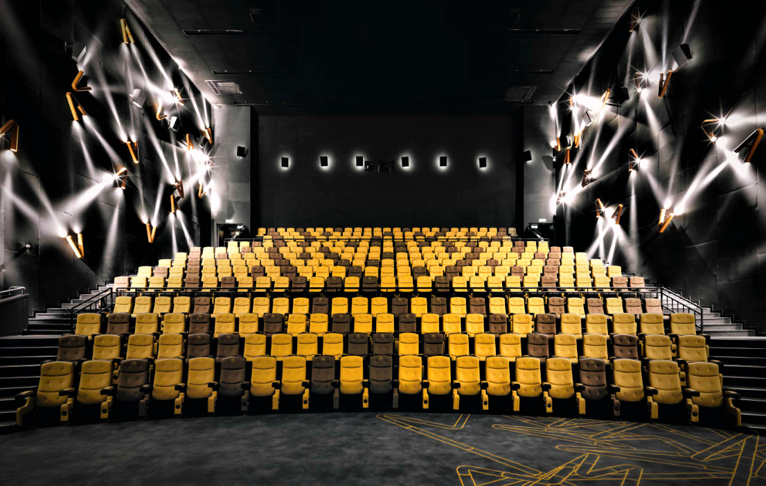 ACOUSTIC CINEMAS | SAUDI ARABIA TURNKEY INTERIOR FIT OUT SOLUTIONS