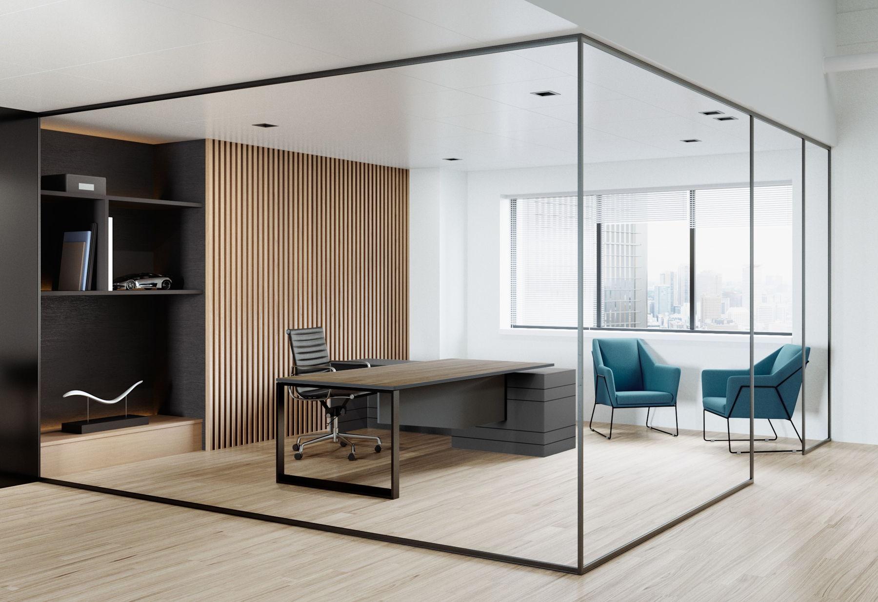 Office design partition by CI - KSA
